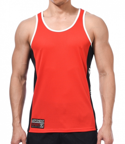 eXPONENT Contrast Color Sport Tank