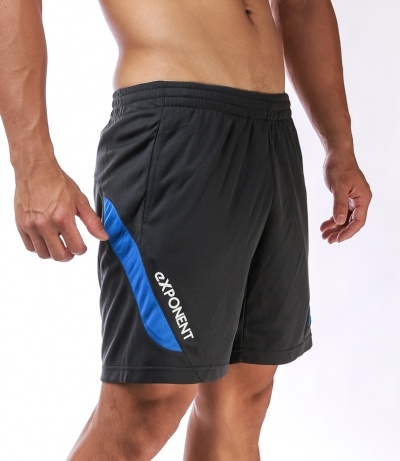 eXPONENT Dynamic Sport Shorts (Iron Grey)