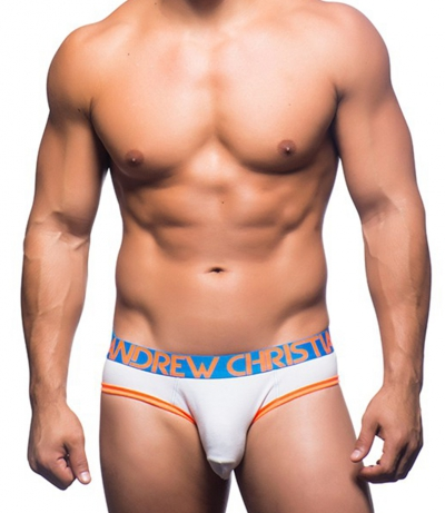 Almost Naked Cotton Brief 三角內褲_cover