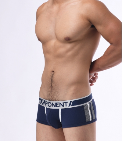 Comfort Sports Trunks (Navy)