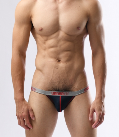 RAYON Low Rise Briefs (Dark Blue)