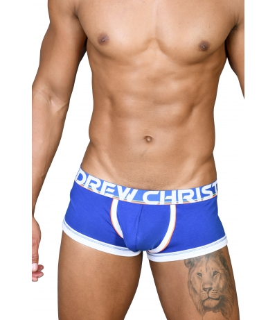 CoolFlex Modal Active Boxer w/ Show-It (Royal Blue)