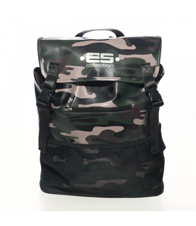 CAMOUFLAGE BACKPACK (Camo Green)