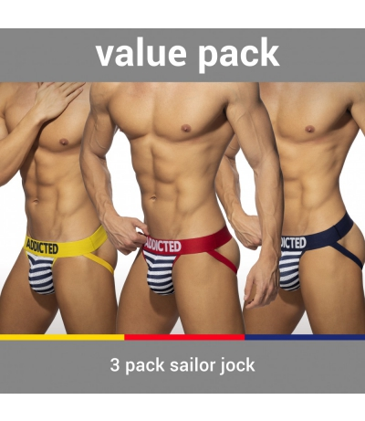 【PRE-ORDER】3 PACK SAILOR JOCK (3 PACK)