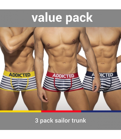 【PRE-ORDER】3 PACK SAILOR TRUNK (3 PACK)
