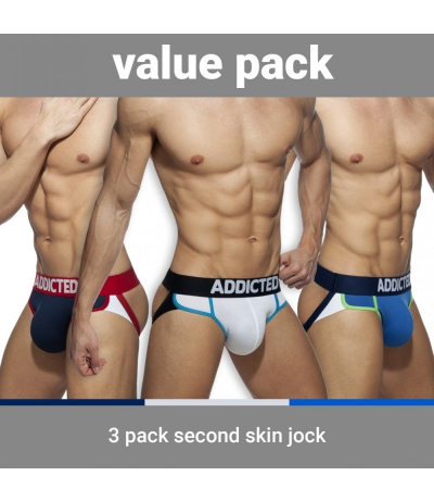 【PRE-ORDER】3 PACK SECOND SKIN JOCK (3 PACK)