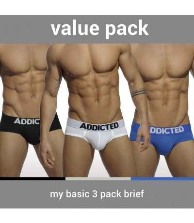 【PRE-ORDER】3 PACK MY BASIC BRIEF (3 PACK)