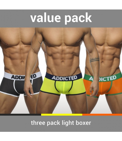【PRE-ORDER】3 PACK LIGHT BOXER (3 PACK)