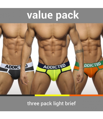 【PRE-ORDER】3 PACK ADDICTED LIGHT BRIEF (3 PACK)