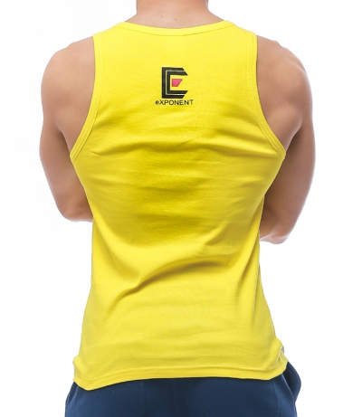 eX Simplicity Tank Top (Yellow)