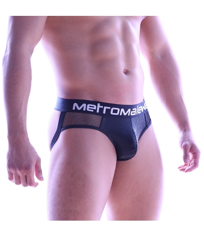 [M2W] Traditional Jock Strap 後空內褲 (蛇網)(圖)